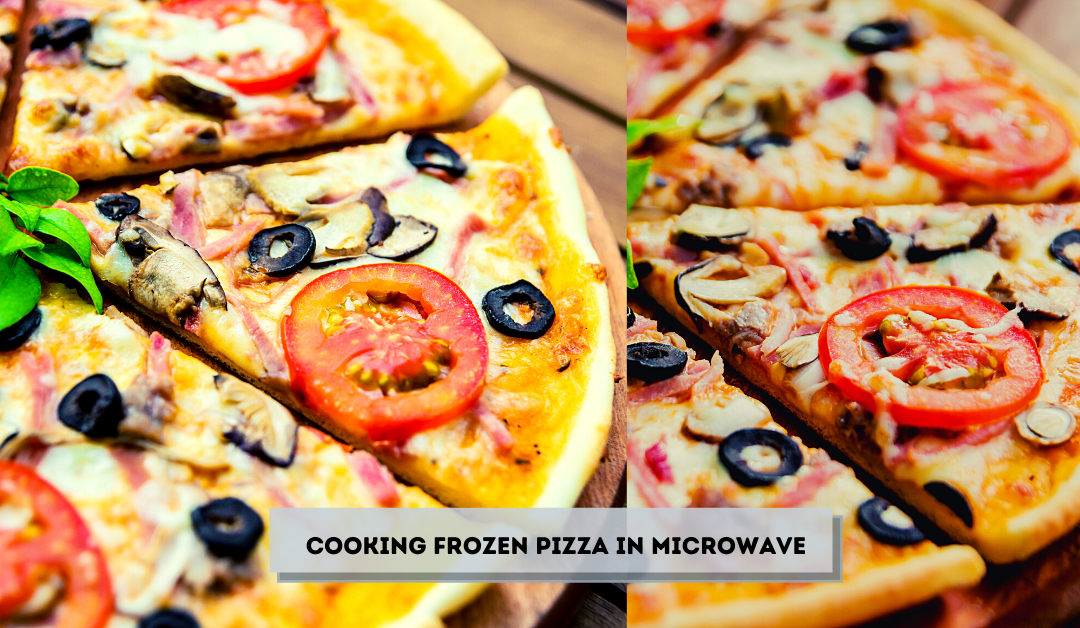 Cooking Frozen Pizza In Microwave