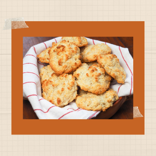 Easy Biscuit Recipe