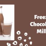 Freeze Chocolate Milk
