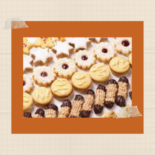 Types of biscuits