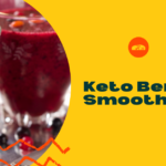 Keto Berry Smoothie