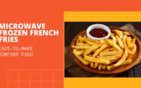 Microwave Frozen French Fries