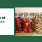 Shelf Life of Dehydrated Food