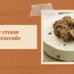 Ice cream Cheesecake